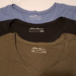 Eddie Bauer Tops - 3 Eddie Bauer shirt lot size 2xl